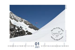 fäderliecht Kalender 2021