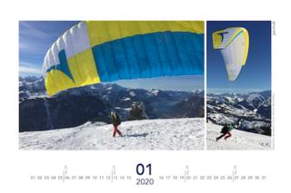 fäderliecht Calendar 2020